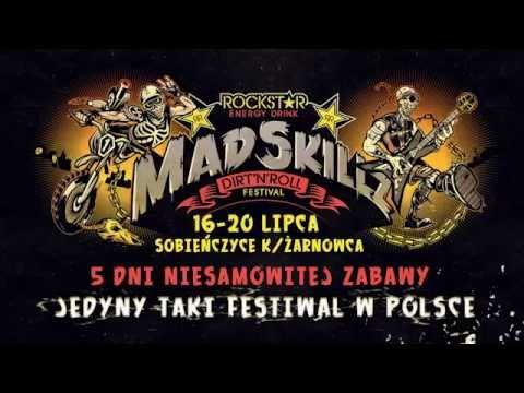 ROCKSTAR MAD SKILLZ FESTIVAL