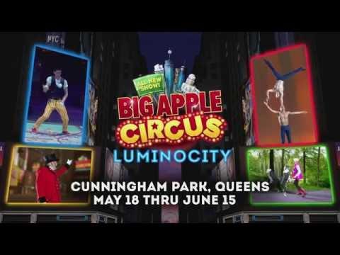 Big Apple Circus in Queens