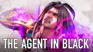 SOULCALIBUR VI - The Agent in Black Trailer