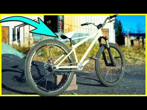 Phil Kmetz's Deity Dirt Jumper Bike Check!