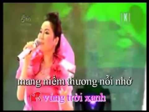 karaoke Lk Trach Nguoi Trong Mong Song Ca Voi Minh Dung