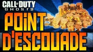 Comment Avoir Des Points D'escouade A L'infini Sur Ghosts