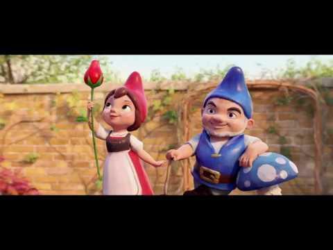 Sherlock Gnomes - trailer na rozprávku