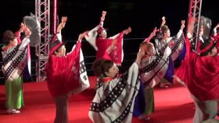 よさこい東海道2013【沼津商工会議所会頭賞】ぬまづ熱風舞人