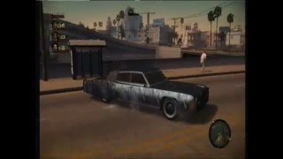 The Godfather 2 Free Roam Gameplay Part 1 (HD)
