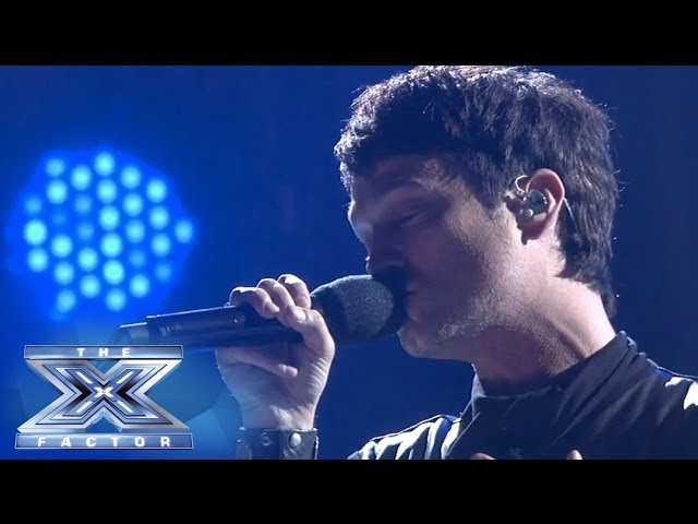 "Jeff Gutt Performs ""Hallelujah"" - THE X FACTOR USA 2013"