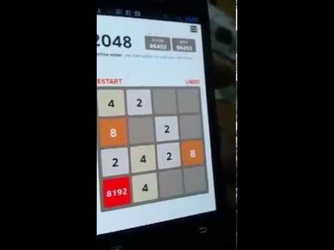2048 - Tile 8192