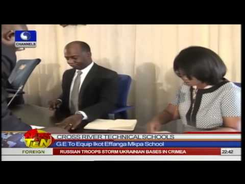 ChannelsTV News@10 (23/03/2014) Part 3