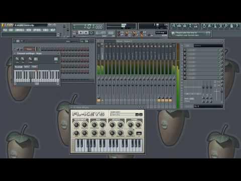 Pro Tools FL Studio Rewire