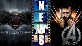 Batman V Superman Dawn Of Justice, Wolverine In Avengers 2