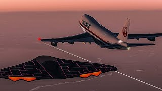 Boeing 747 Followed by a UFO   An Out Of This World Encounter   Japan Air Lines Flight 1628