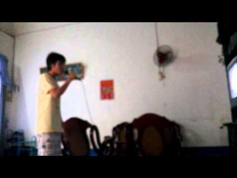 [Karaoke]Bức Tranh Từ Nước Mắt -  Phạm Thuận