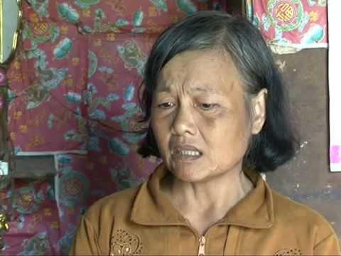 KVS Năm 3 ( CT. Số 35 )  hoàn cảnh gia đình cộ Lê Thị Ngọc Dung , Bình Phước