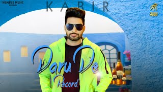 Daru De Record Kabir Video HD Download New Video HD
