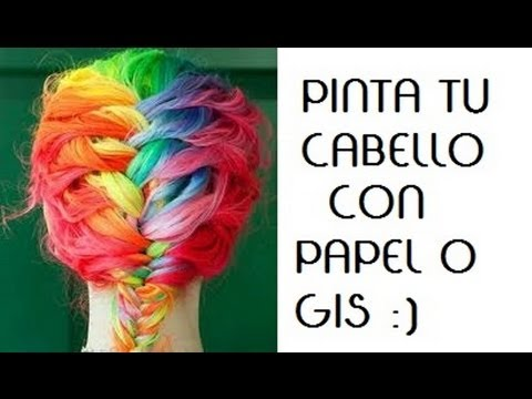 Colores metalicos para cabello