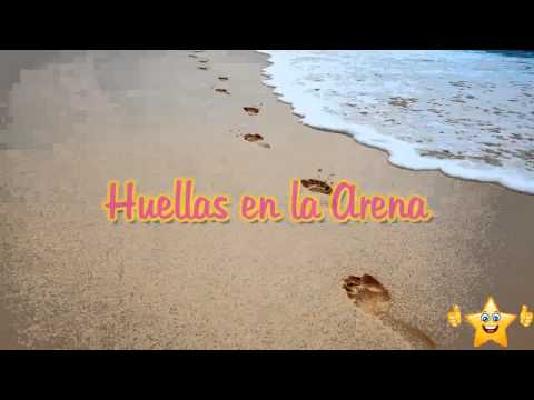 Huellas en la arena, Reflexiones cristianas, Videos de reflexiones