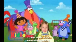 "Latest Kideo TV Ad ""Dora Diego And Me"""