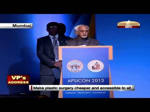 Shri M Hamid Ansari's speech at the 48th Annual Conference of APSICON, Mumbai