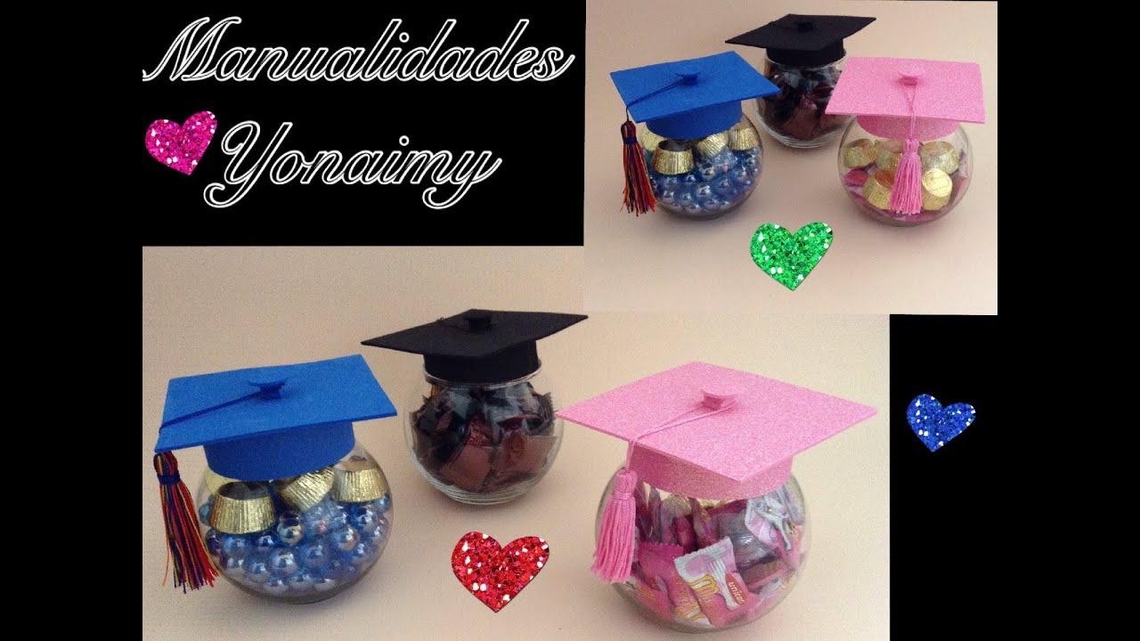 Centros De Mesa Para Graduacion
