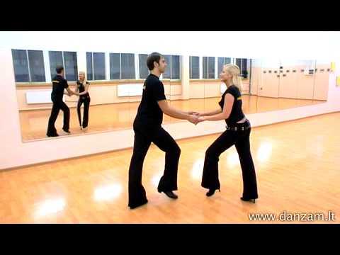 DANZA M nemokama šokių pamoka - Svingas