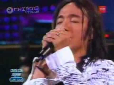 Journey (Arnel Pineda) Open Arms
