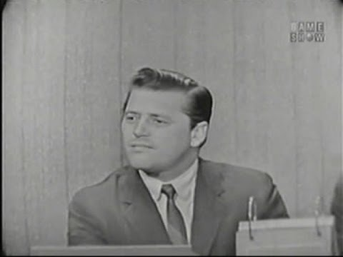 What's My Line? - Gordon MacRae; Martin Gabel [panel]; Faye Emerson [panel] (Oct 19, 1958)