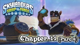 Let's Play Skylanders SWAP FORCE Chapter 11 WINTER KEEP