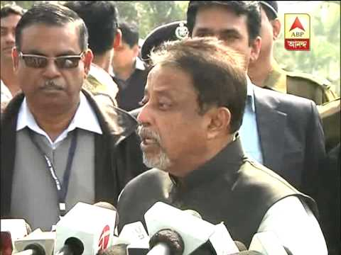 TMC leader Mukul Roy  on EC's meeting with political parties