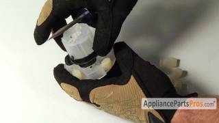 Washer Agitator Dogs (part #80040) How To Replace