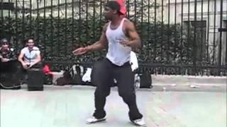 3DのCGのようにダンスするストリートダンサーすごいけどw