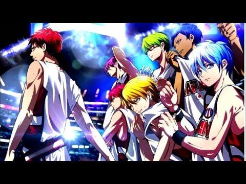 Kuroko no Basket 「AMV」-「Three Bullets」