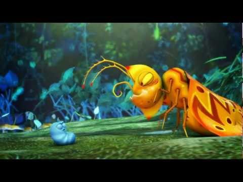 Chết cười =)) Avatar bắt rồng - Những chú sâu tinh nghịch