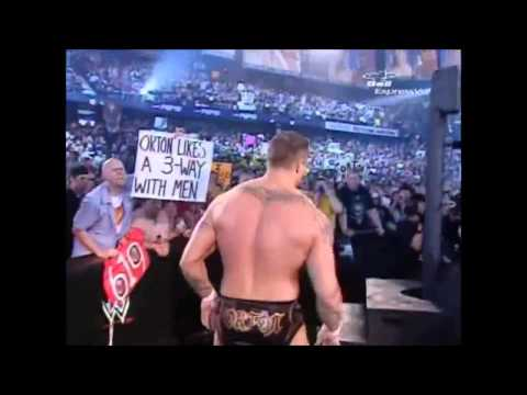 Wrestlemania 22 - Randy Orton Entrance [HD]