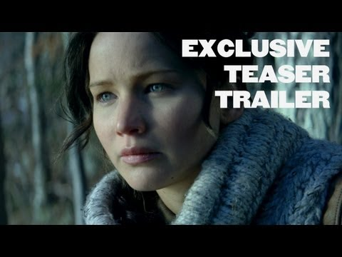 The Hunger Games: Catching Fire - Exclusive Teaser Trailer, Coming to theaters November 22nd, 2013...