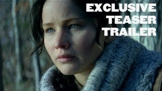 The Hunger Games: Catching Fire Exclusive Teaser Trailer