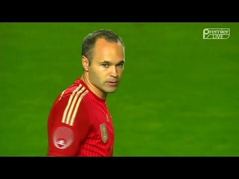 Andres Iniesta vs Bolivia (H) 13-14 HD 720p by SIFilms