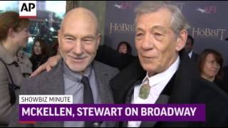 ShowBiz Minute: Abrams, McKellen, Damon