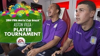 EA SPORTS 2014 FIFA World Cup Aston Villa Player