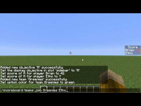 how to add commands to single player minecraft
