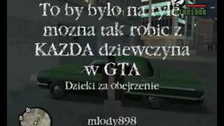 Całowanie Każdej Dziewczyny W GTA