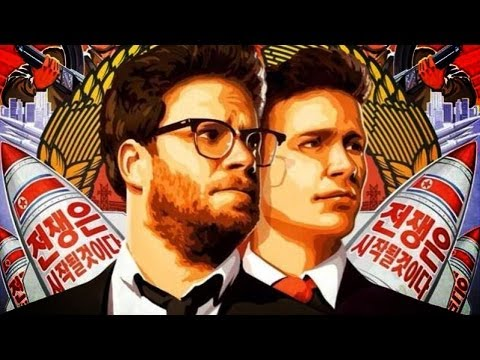 NORTH KOREA WILL ATTACK UNITED STATES ...Because of James Franco and Seth Rogen
