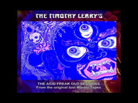 DAY GLO NIGHTMARE IN THE SCREAMING GARDEN  - THE TIMOTHY LEARY'S (RARE PSYCH-FREAK-BEAT)