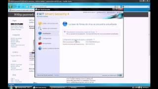 Licencias Actualizadas Para Eset Smart Security 4 100%