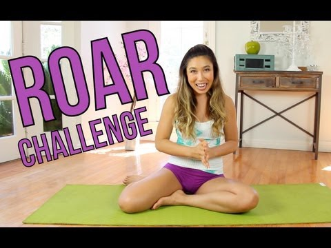 Roar Challenge for Abs & Inner Thighs | POP Pilates