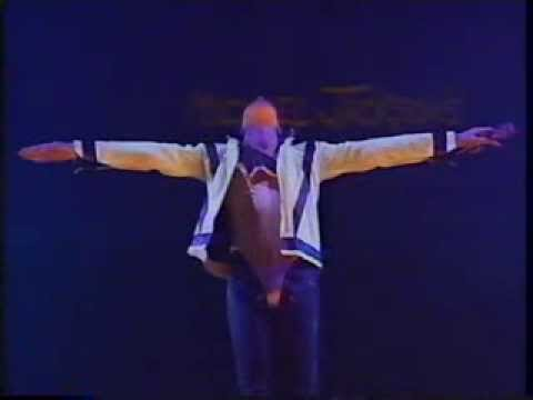 Michael Jackson -Thriller live Buenos Aires - Dangerous World Tour 1993 (full performance)