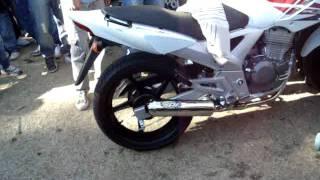 Twister 250 Al CorteSP
