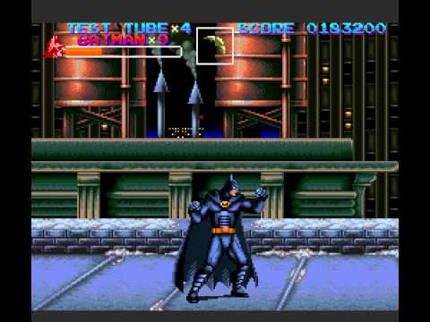 Batman Returns - Highscore Run #1 - User video