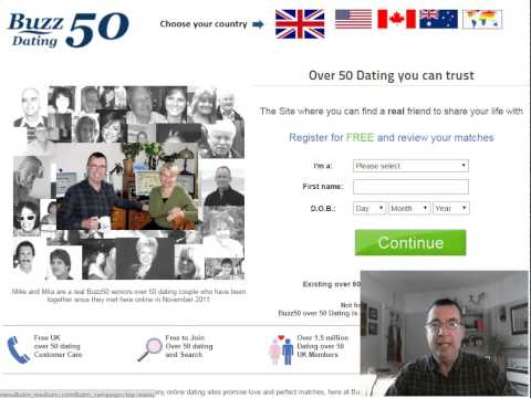 Dating over 50 for seniors - tips and advice