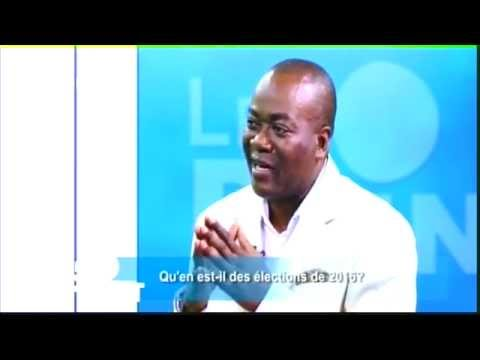 Le Point de Magic Wawina, reçoit Claude Mashala