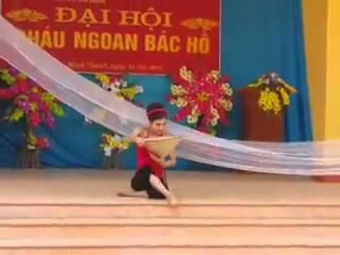 Múa đơn Quê tôi - Thu Hương